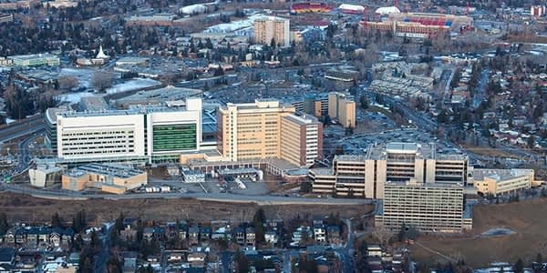 Foothills Medical Center - Calgary