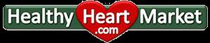 Healthy heart market logo