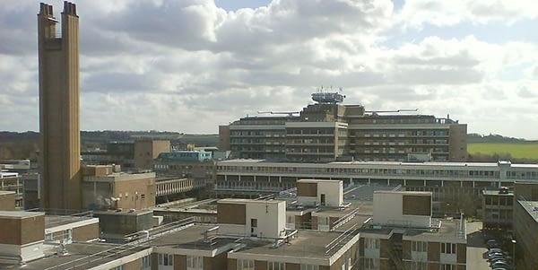 Addenbrooke's Hospital, Cambridge, UK
