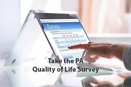 Take the PA Quality of Life Survey