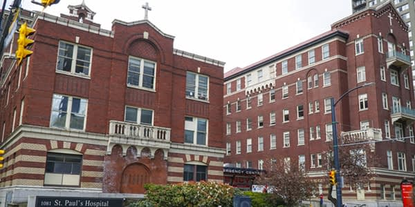 St. Paul's Hospital Vancouver